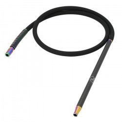 AO Carbon slang set - Rainbow Matt Black